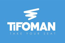 Corporate website voor Tifoman